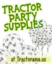 Tractor party supplies at Tractorama.us